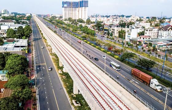 TPHCM tăng tốc hai dự án Metro ảnh 1