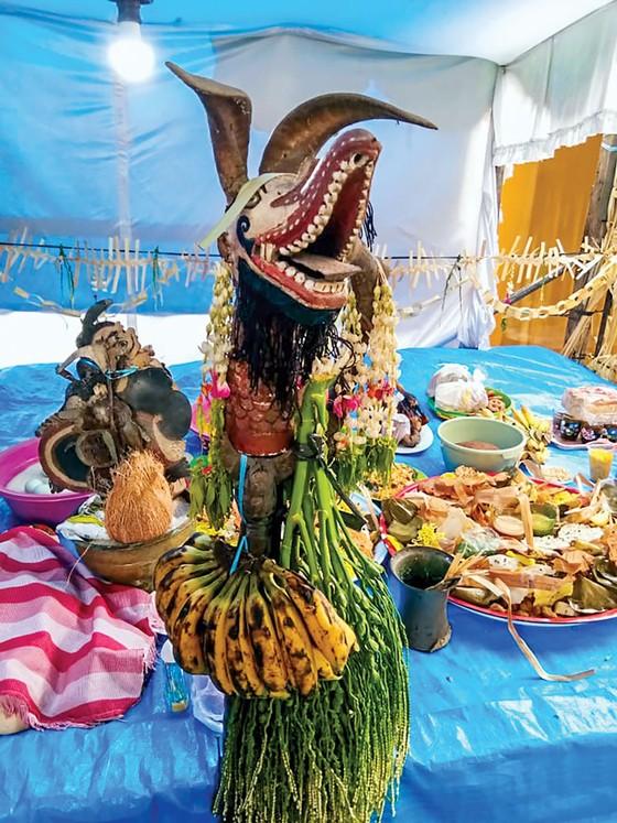 Tâm linh lễ hội Manopeng ảnh 2
