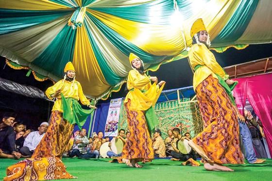 Tâm linh lễ hội Manopeng ảnh 1