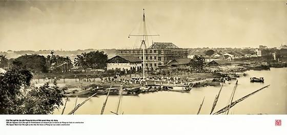 Quy hoạch Sài Gòn xưa đến TP Hồ Chí Minh ảnh 1