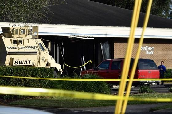 Nổ súng tại ngân hàng ở bang Florida, ít nhất 5 người thiệt mạng ảnh 5