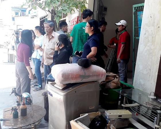 Dời khẩn cấp 38 hộ dân chung cư 518 Võ Văn Kiệt- Chia sẻ, gỡ khó cho dân ảnh 1