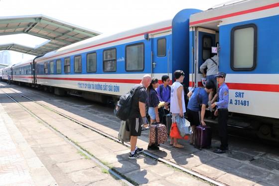 Ga Sài Gòn bắt đầu phục vụ cao điểm tết ảnh 1
