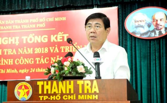 Chủ tịch UBND TPHCM Nguyễn Thành Phong: Muốn thành phố phát triển, phải làm dân yên, dân tin ảnh 1
