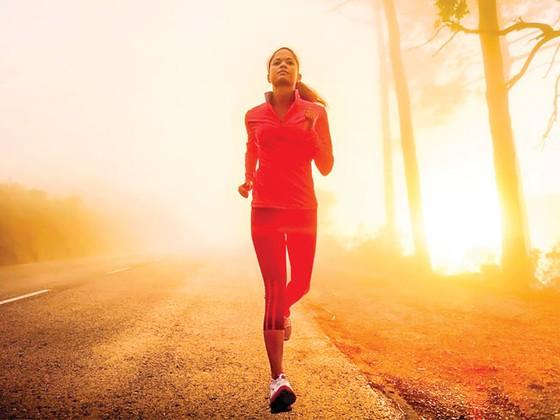 Chạy bộ - nguồn năng lượng quý ảnh 1