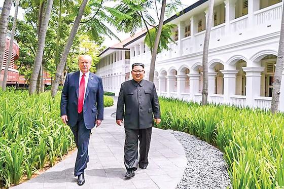 Singapore kiếm bộn tiền thượng đỉnh Mỹ - Triều ảnh 1