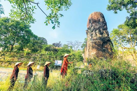 Phục dựng chùa Dạm-Quốc tự ngàn năm tuổi ảnh 1