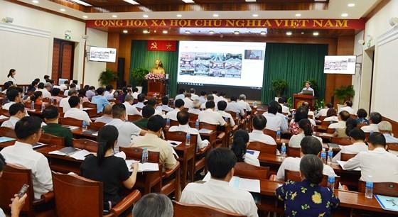 Bí thư Thành ủy TPHCM Nguyễn Thiện Nhân: Triệt để, đồng bộ và tăng tốc cải cách hành chính ảnh 1