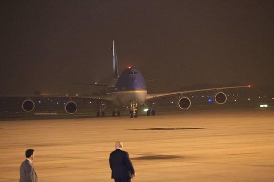 Tổng thống Mỹ Donald Trump đã đến Hà Nội ảnh 8