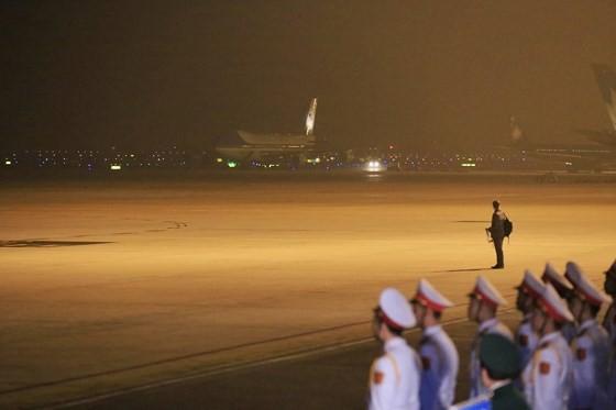 Tổng thống Mỹ Donald Trump đã đến Hà Nội ảnh 6