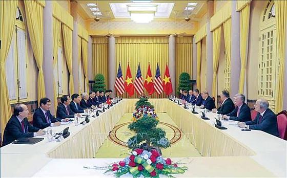 Việt Nam - Mỹ nâng cấp thương mại đầu tư ảnh 1