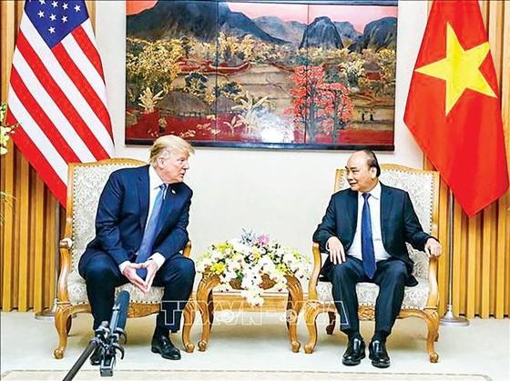 Việt Nam - Mỹ nâng cấp thương mại đầu tư ảnh 2