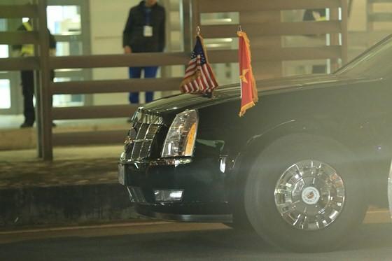 Tổng thống Mỹ Donald Trump đã đến Hà Nội ảnh 4