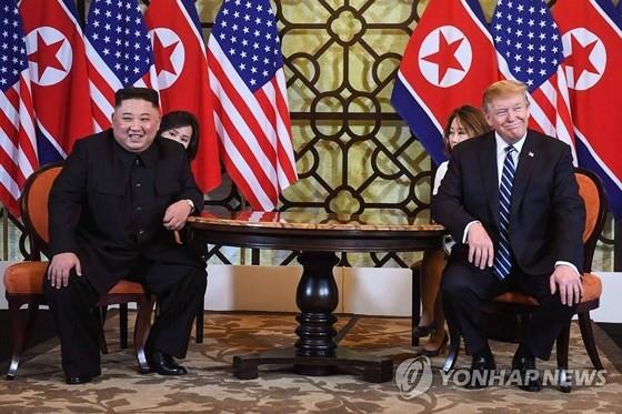 Hội nghị thượng đỉnh Mỹ - Triều Tiên lần 2: Nhà lãnh đạo Triều Tiên khẳng định sẵn sàng phi hạt nhân hoá ảnh 12
