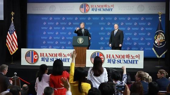 Hội nghị Thượng đỉnh Mỹ - Triều Tiên lần 2: Tổng thống Mỹ cho biết khúc mắc ở vấn đề trừng phạt ảnh 2