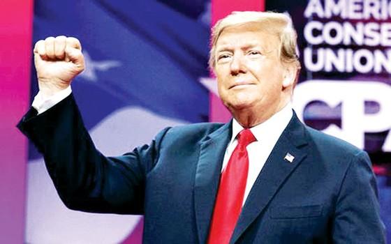 Sóng gió bủa vây Tổng thống Mỹ  ảnh 1