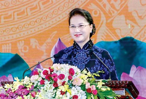 Phụ nữ Việt và động lực phát triển  ảnh 1