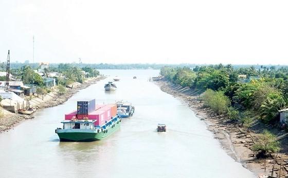Thúc bách hoàn thiện hạ tầng giao thông vùng ĐBSCL. Bài 1: Khi đường thủy bị lãng quên ảnh 1