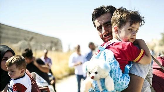 Nhiều người dân Syria phải rời bỏ nhà cửa vì xung đột