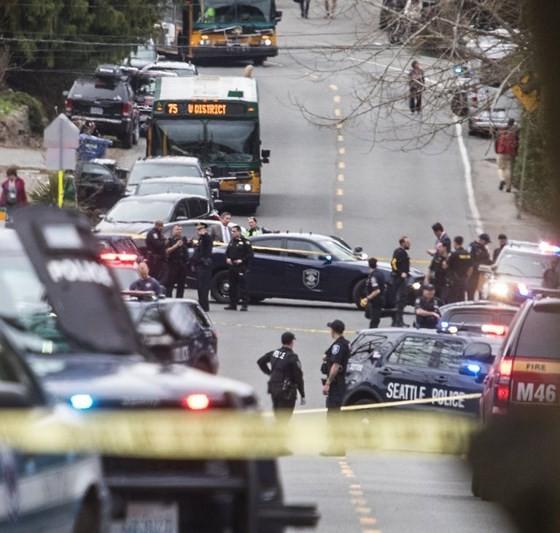 Lại xả súng tại Mỹ, nhiều người thương vong ảnh 4
