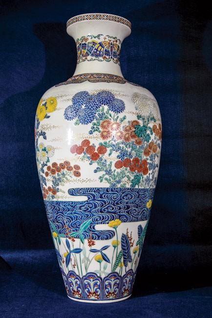 Gốm Satsuma: Biểu tượng Nhật Bản thống nhất và hội nhập ảnh 4