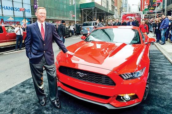 CEO Alan Mulally - Người hùng của Ford ảnh 2
