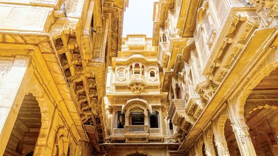 """Thành phố """"vàng"""" ở Ấn Độ ảnh 4"""
