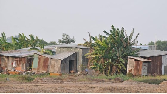 Thiệt đơn, thiệt kép vì xây nhà không phép, sai phép ảnh 1
