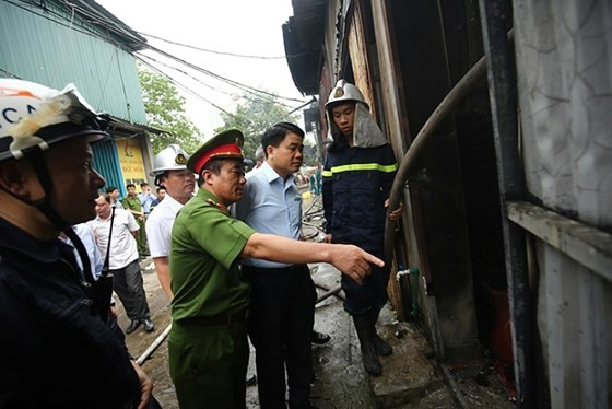 Cháy nhà xưởng lúc rạng sáng, 8 người chết và mất tích ảnh 5