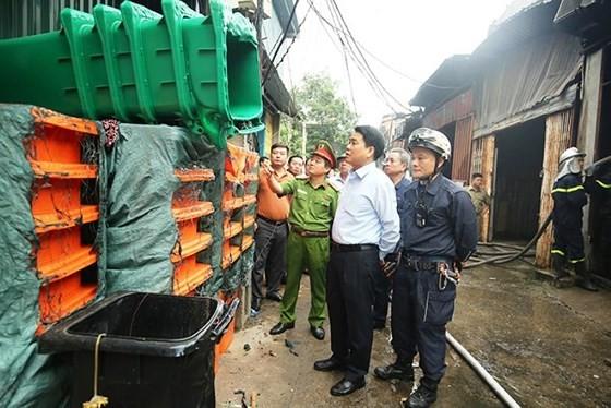 Cháy nhà xưởng lúc rạng sáng, 8 người chết và mất tích ảnh 4