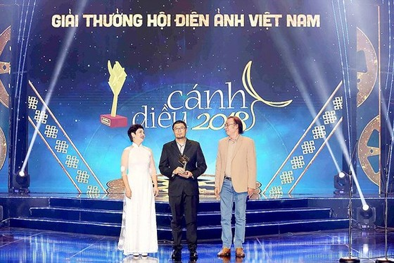 Phim Chàng vợ của em giành giải Cánh diều vàng 2018