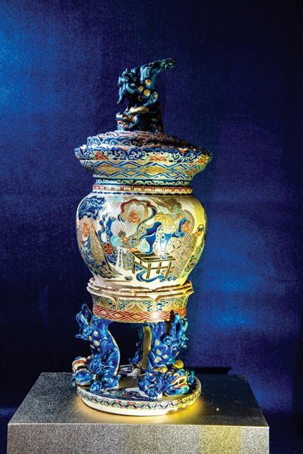 Gosu Blue - charisma from blue enamel ảnh 5