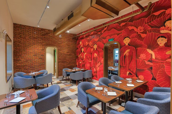 Trải nghiệm ẩm thực tại Café Central Villa Pasteur ảnh 1
