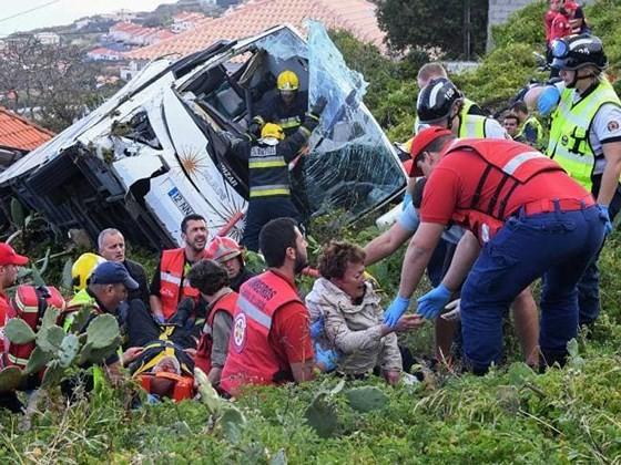 Tai nạn giao thông tại Bồ Đào Nha, 29 du khách thiệt mạng, 28 người khác bị thương ảnh 10