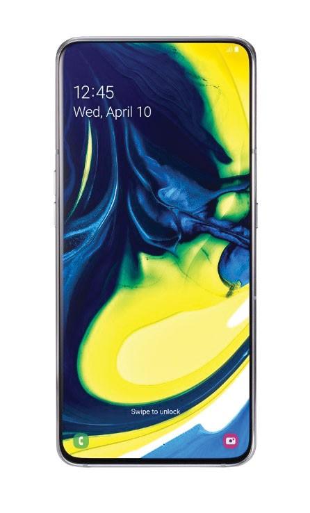 So kè giữa Vivo Apex và Samsung Galaxy A80 ảnh 2
