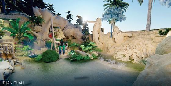 Ngỡ ngàng vẻ đẹp Đảo ngọc Tuần Châu ảnh 4