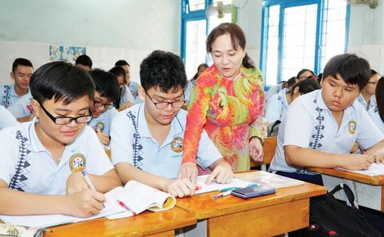 Điều chỉnh nguyện vọng tuyển sinh lớp 10: Không xáo trộn vì tỷ lệ chọi ảnh 1