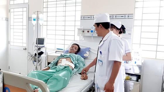 Giải pháp giảm bệnh nhân  chuyển tuyến ảnh 1