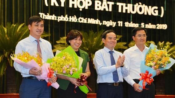 Ông Võ Văn Hoan và ông Ngô Minh Châu làm Phó Chủ tịch UBND TPHCM ảnh 2