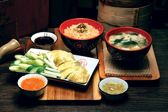 Thưởng thức món Quảng Đông tại San Fu Lou ảnh 5