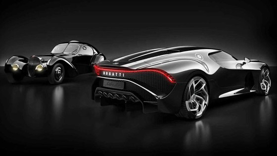 Top 3 mẫu xe  đắt nhất thế giới ảnh 1