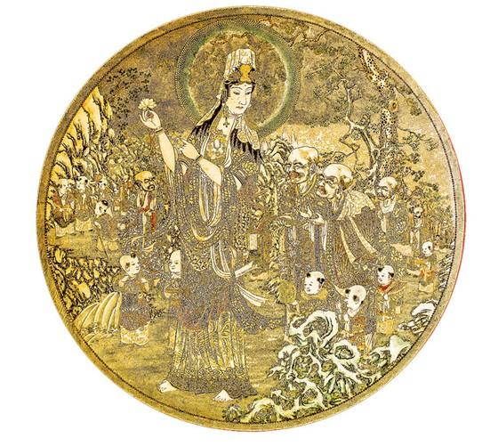 Ánh Đạo Vàng trên gốm cổ Nhật Bản ảnh 4