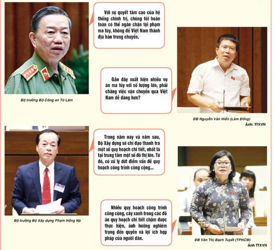 Không để Việt Nam thành nơi trung chuyển ma túy ảnh 1