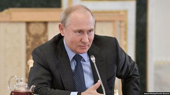 Tổng thống Vladimir Putin