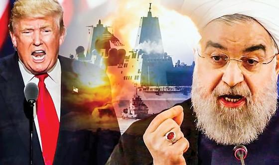 Căng thẳng Mỹ-Iran, vùng Vịnh bất ổn ảnh 1