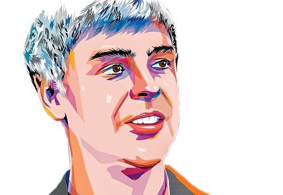 CEO Larry Page: Người khởi đầu Google ảnh 1