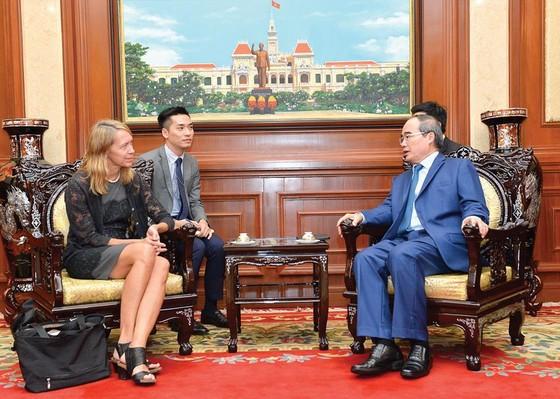 Quan hệ Việt Nam - Hoa Kỳ ngày càng thực chất và mang tính chiến lược hơn ảnh 1