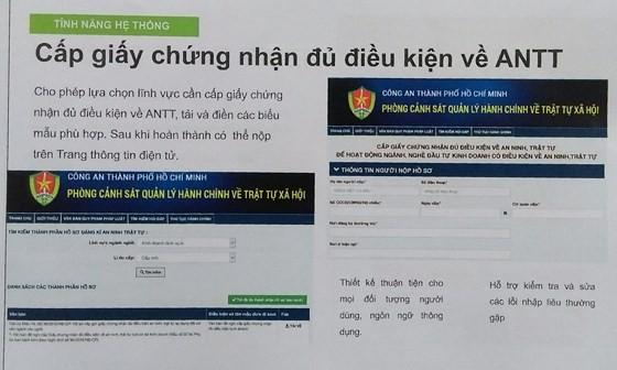 Từ hôm nay 3-7, đăng ký cấp thẻ căn cước công dân qua mạng ảnh 4