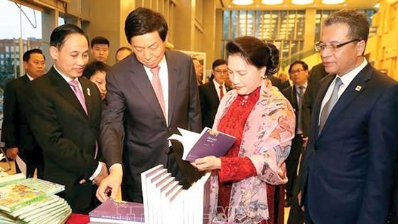 Phát triển quan hệ đối tác hợp tác chiến lược toàn diện Việt Nam - Trung Quốc ảnh 1