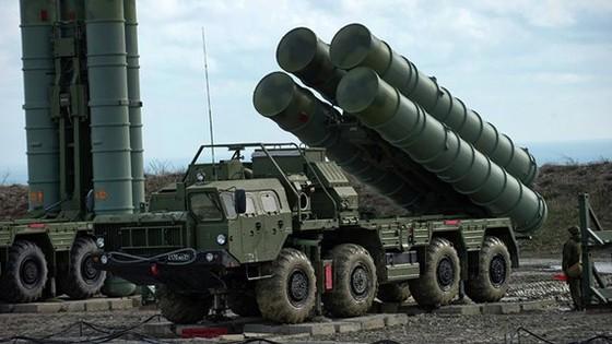 Nga chuyển giao S-400 cho Thổ Nhĩ Kỳ